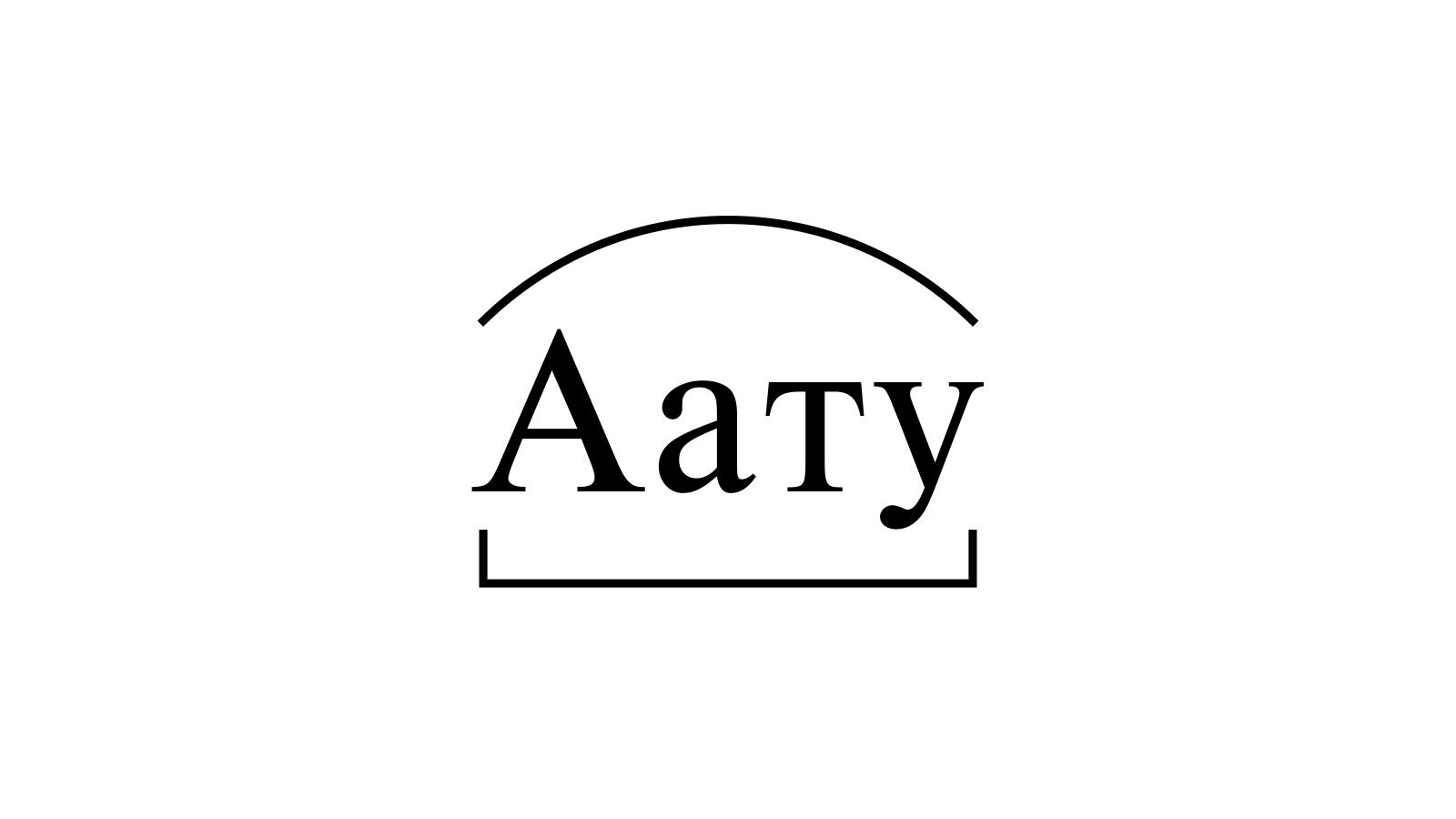 Разбор слова «Аату» по составу