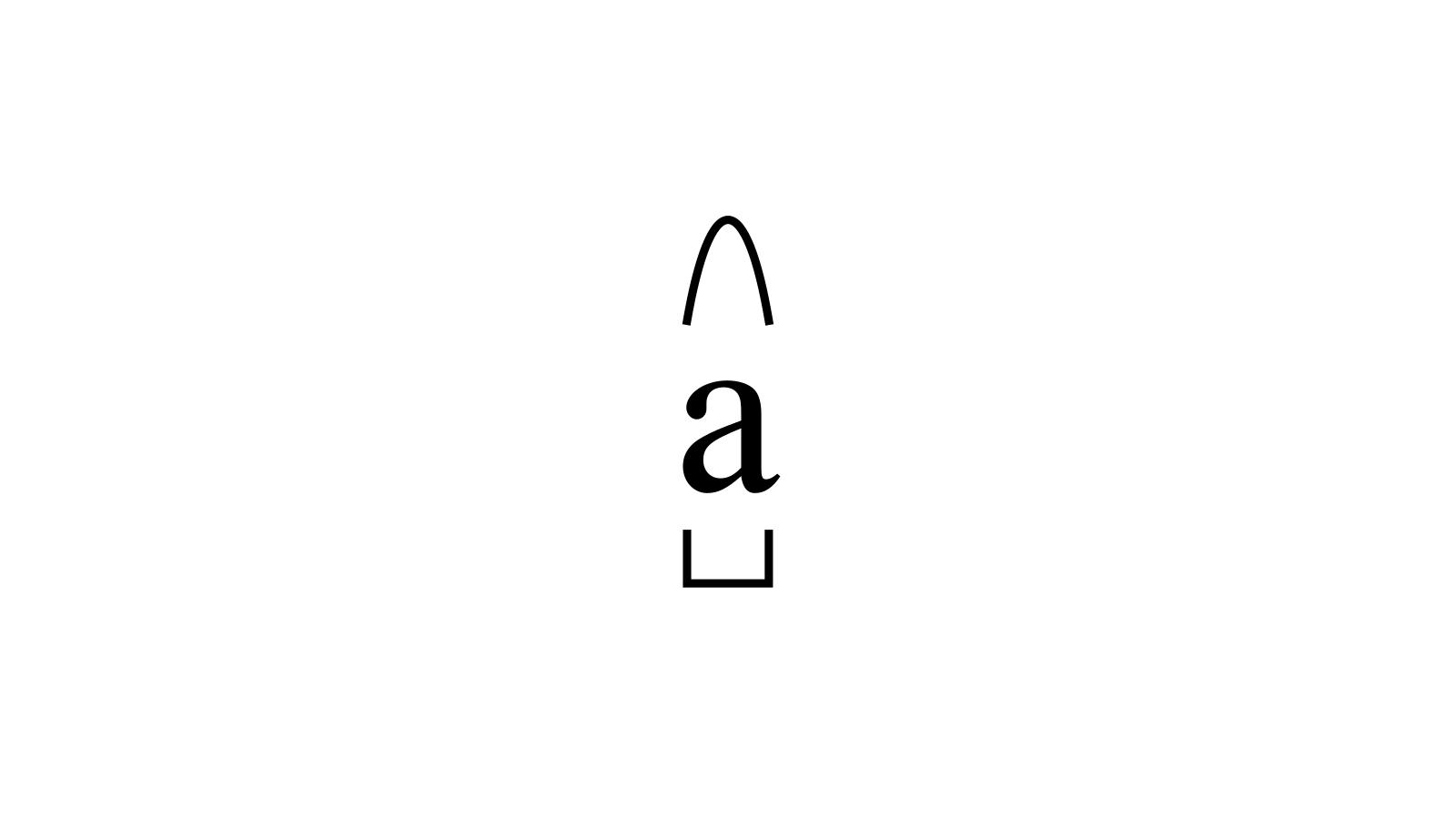 Разбор слова «а» по составу